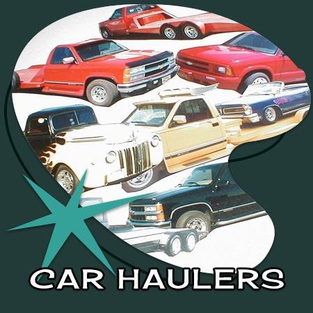 Car Haulers button